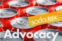 CDA, CMA file statewide soda tax measure for 2020